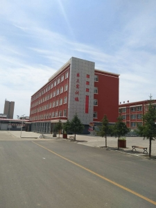 内蒙古yabo亚博案例卓资山实验中学外墙保温