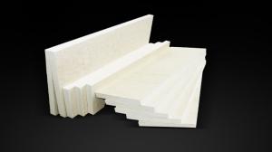白城陶瓷纤维背衬板