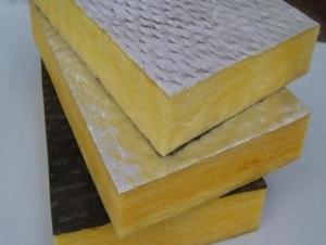 盘锦玻璃棉铝箔板